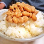【作り方:納豆】山盛りごはんをペロリ♪自家製納豆!