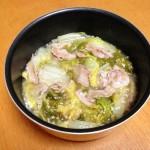 【レシピ:塩麹】体がほっとするおいしさ♪「塩麹鍋」作りました。