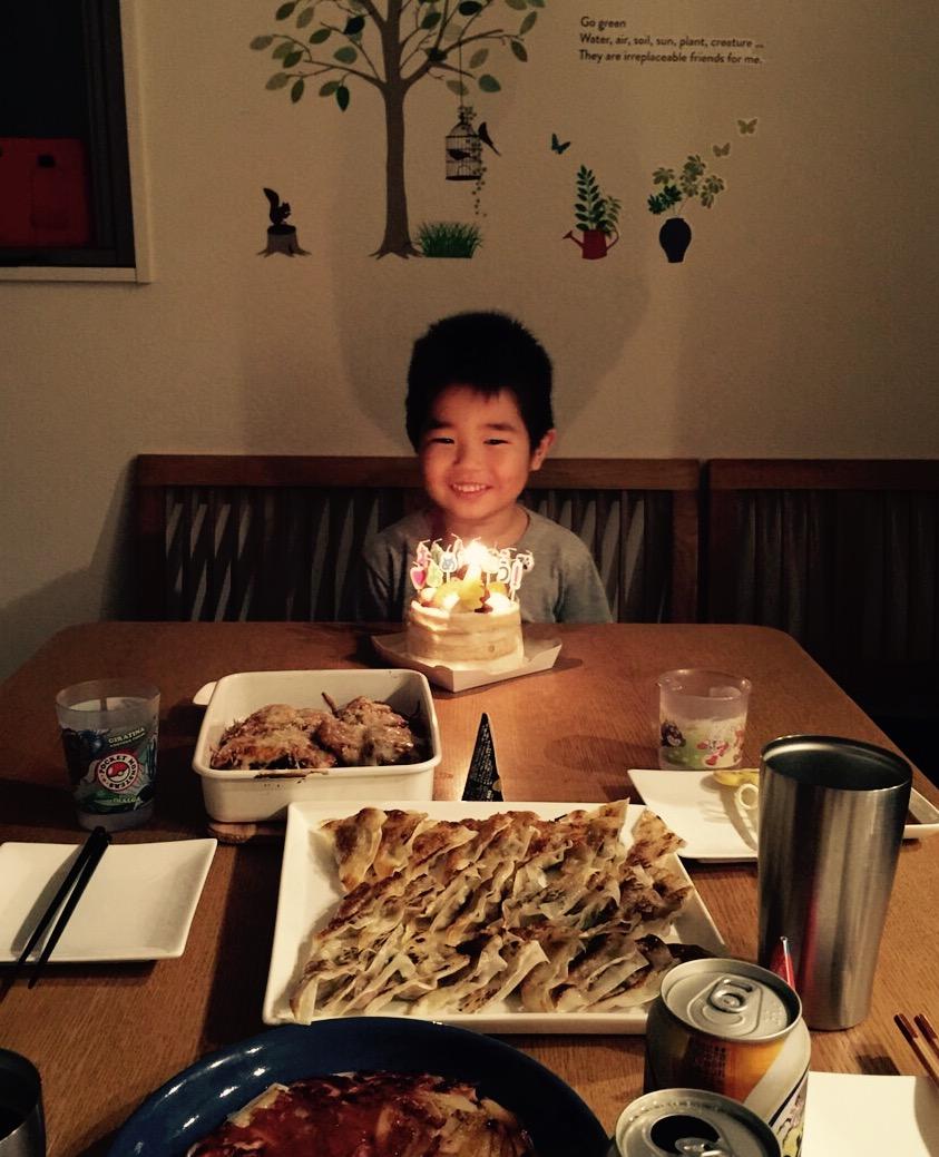 せんちゃんの誕生日
