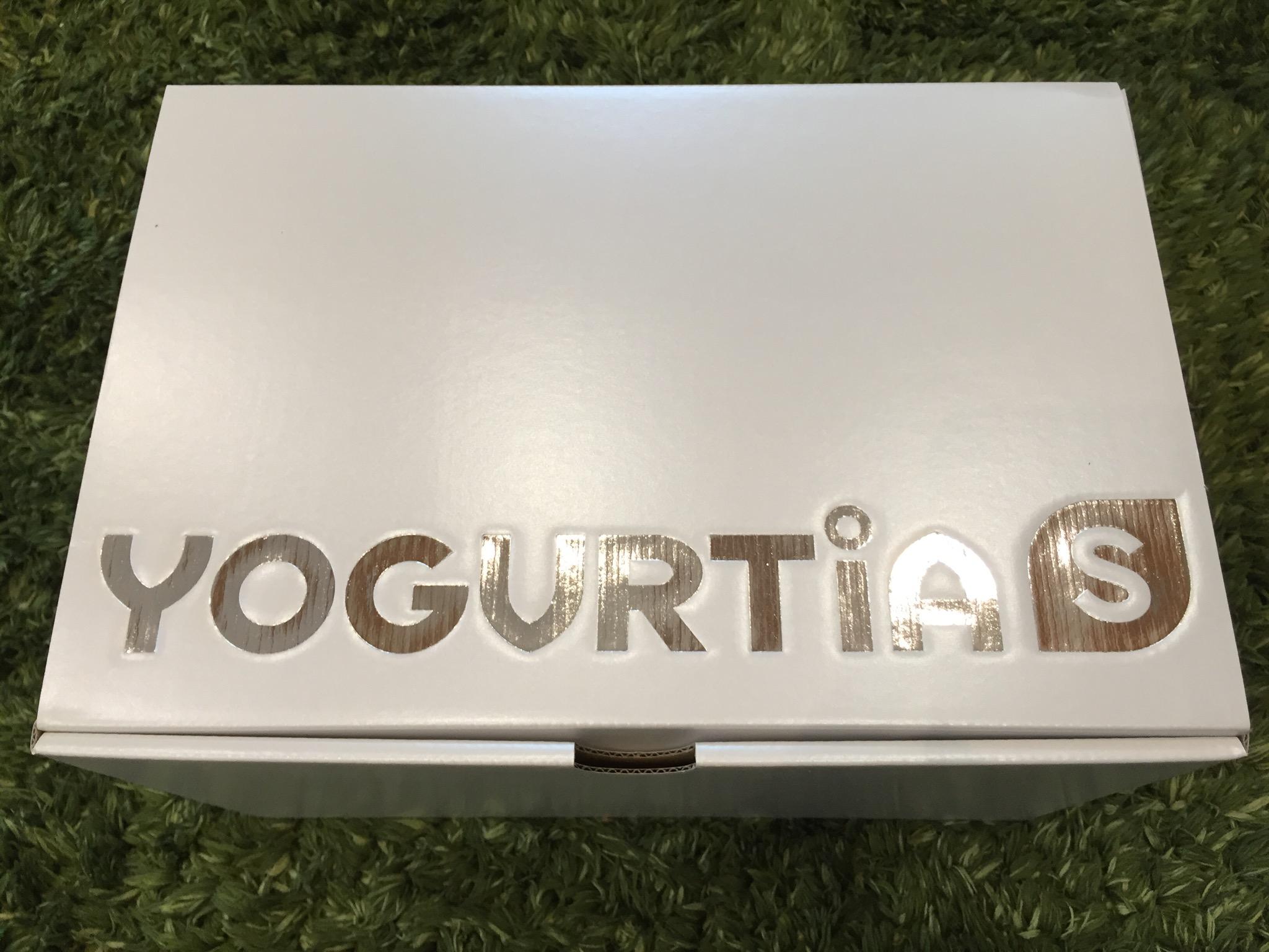 ヨーグルティアS外箱