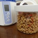 【作り方:納豆】話題沸騰の新商品☆「ガラスポット」で納豆作り♬