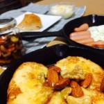 バター香るフレンチトーストと、メープルシロップの組み合わせは最強ᕦ(ò_óˇ)ᕤ「ナッツのメープルシロップ漬け」アレンジレシピ☆