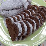 【レシピ:天然酵母・発酵バター】ドイツの伝統的X'masケーキ「ショコラシュトーレン」に挑戦