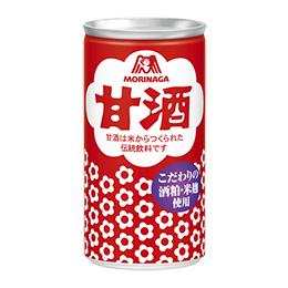 森永製菓の甘酒