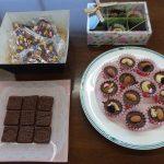 【作り方:バレンタイン特集】「簡単♡手作りチョコレート」面倒なテンパリングはヨーグルティアにお任せ♪