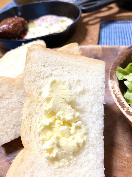 食パンに付ける