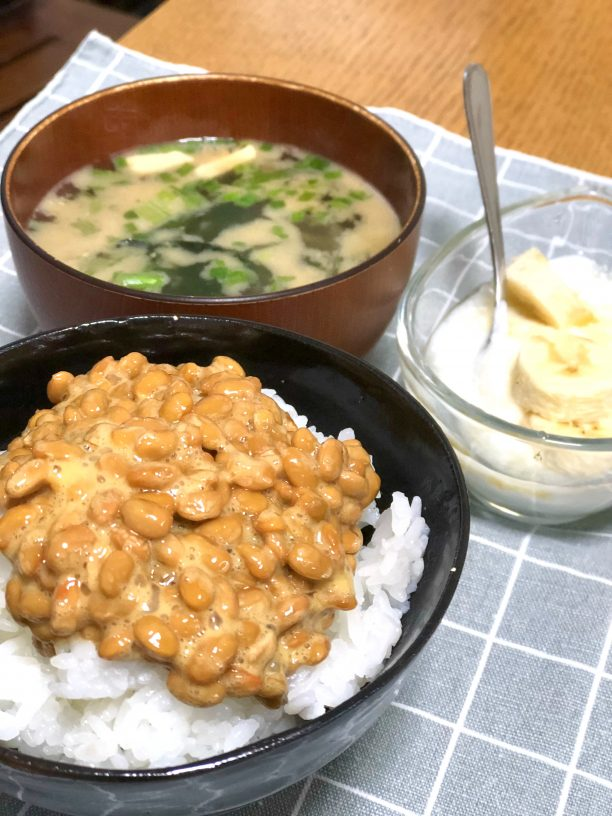 発酵食ご飯