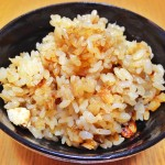 【レシピ:醤油麹】入れて混ぜてスイッチオンの簡単レシピ!「醤油麹の炊き込みご飯」♪