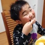 【レシピ:ヨーグルト】飲むヨーグルトが<br>何と「ナン」に変身しました〜*\(^o^)/*