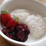 【作り方:甘麹】もち米で作った甘麹は、甘過ぎず優しい甘さに仕上がりました♪