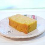 【作り方:番外編】かぼちゃのケーキ