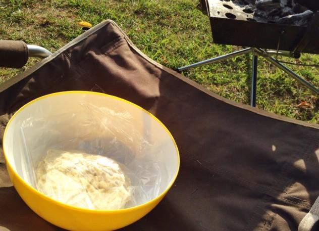 パン生地の発酵