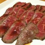 【レシピ:コンフィチュール】意外に簡単!でもめちゃめちゃ美味しい♪「ローストビーフ」作りました!