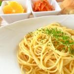 【レシピ:バター】レモンバターと隠し味の醤油が絶妙にマッチ‼︎「レモンバターパスタ」