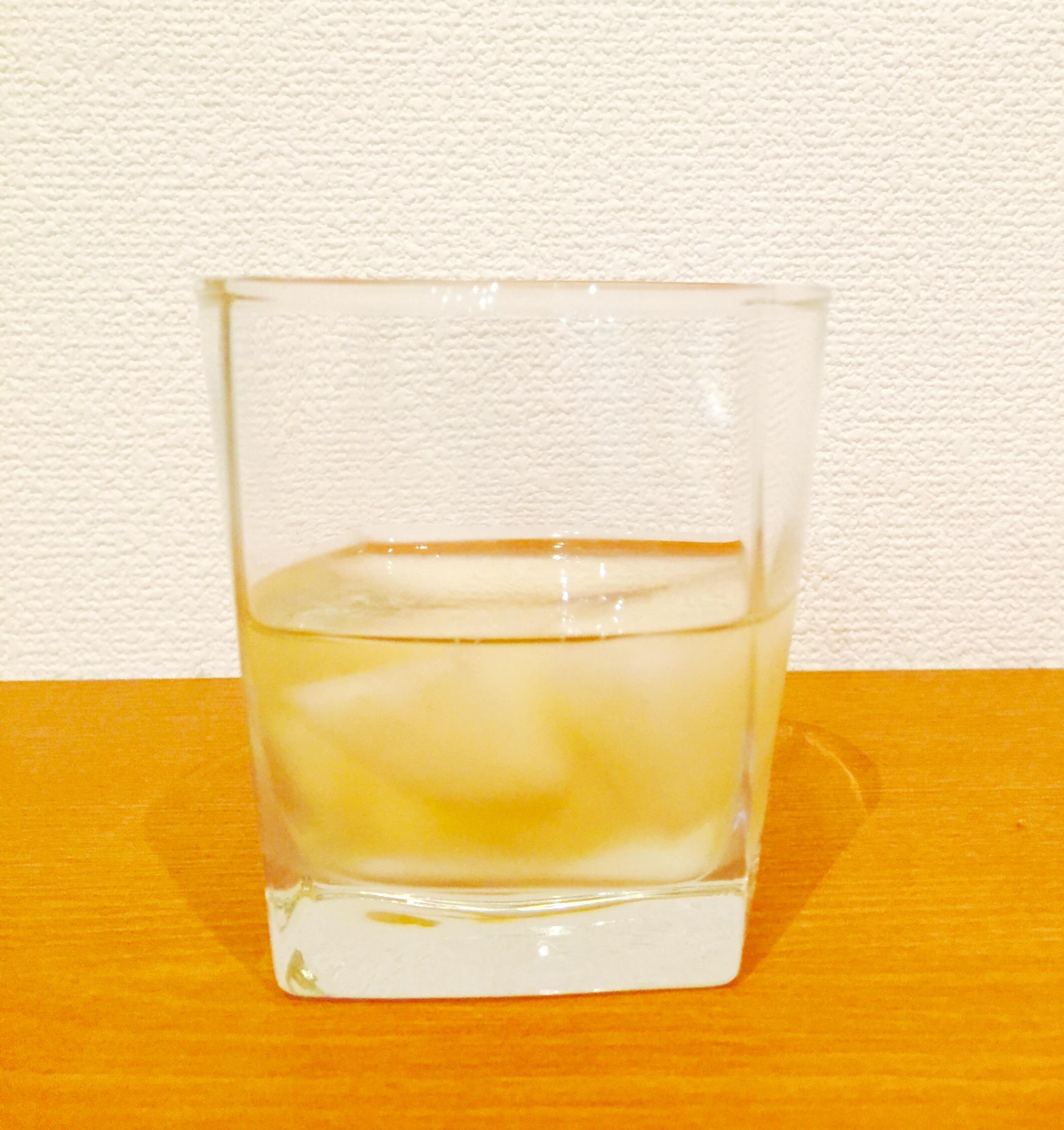 梨の日本酒サングリア完成