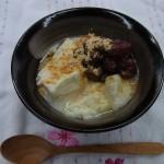 【食レポ:ヨーグルト】豆乳ヨーグルトに「ヨーグルトにかけるお醤油」かけてみました♪