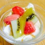 イチゴの甘酸っぱーーーい良い香りがたまらな〜い(≧∇≦)「イチゴビネガー」アレンジ編
