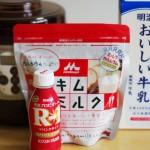 【作り方:ヨーグルト】明治R-1ヨーグルト×明治おいしい牛乳編