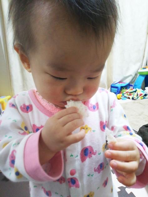 乳清パン試食