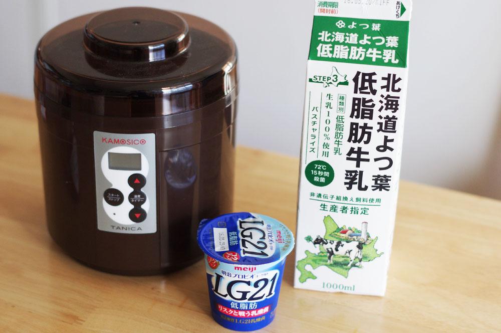 LG21低脂肪タイプ×北海道よつ葉低脂肪牛乳