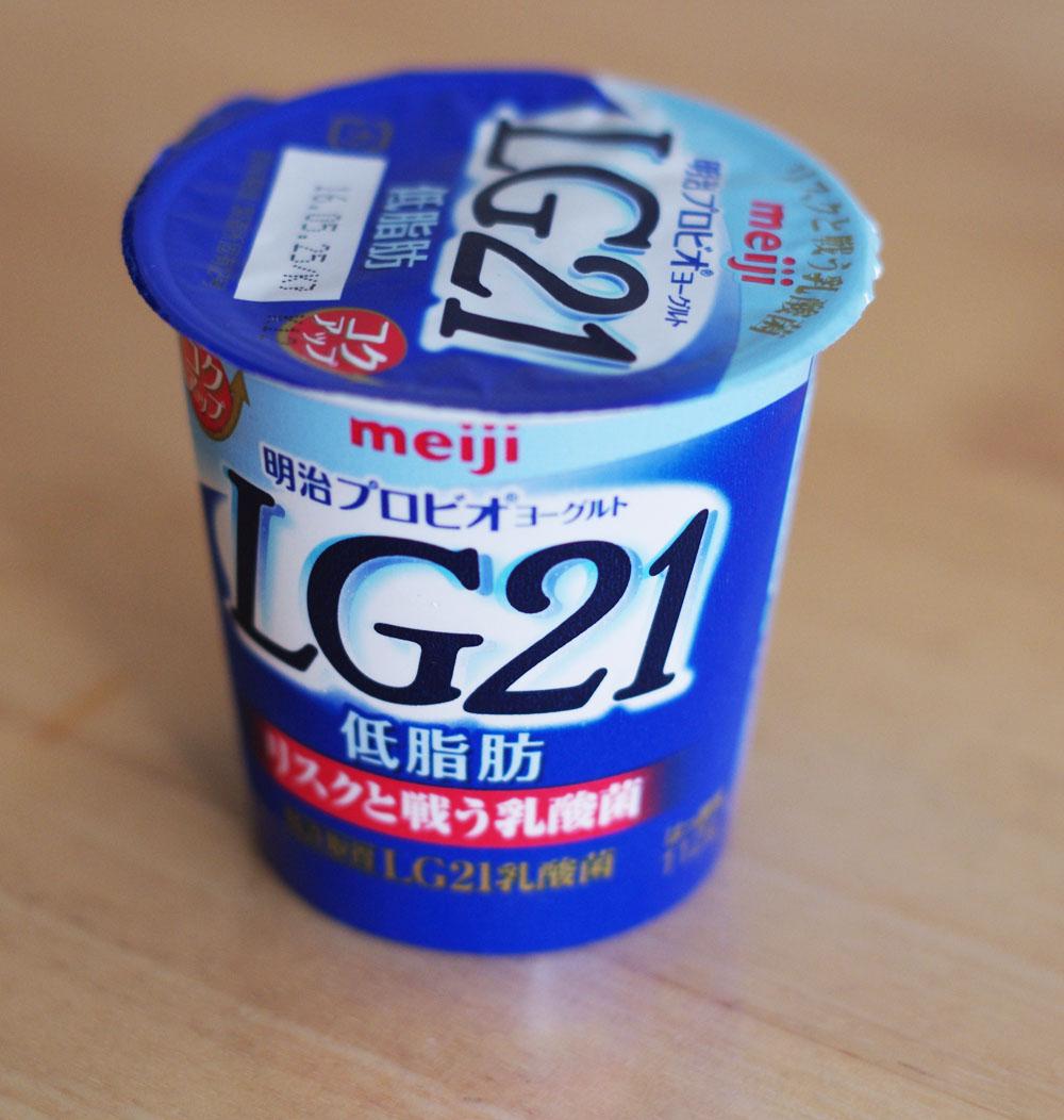 LG21低脂肪タイプ