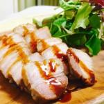 【レシピ:低温調理】旨味や水分も閉じ込められて、柔らかジューシーに☆「豚バラかたまり肉」で褒められ料理*\(^o^)/*
