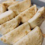 【レシピ:味噌】「モッツァレラチーズの味噌漬け」味噌の風味とモッツァレラのミルキーさが噛むたびに溢れ出します(*⁰▿⁰*)