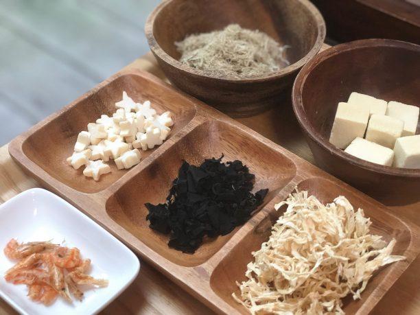 味噌玉の材料