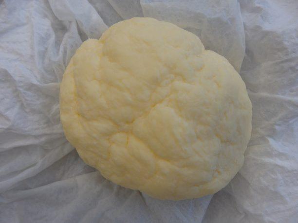 発酵バター完成