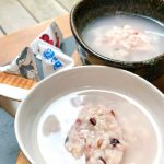 【レシピ:甘酒】「古代米甘酒」甘くて食べ応えのある古代米は、まさに「食べる生甘酒」(^ ^)