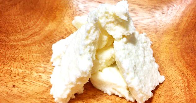 手作りカッテージチーズ