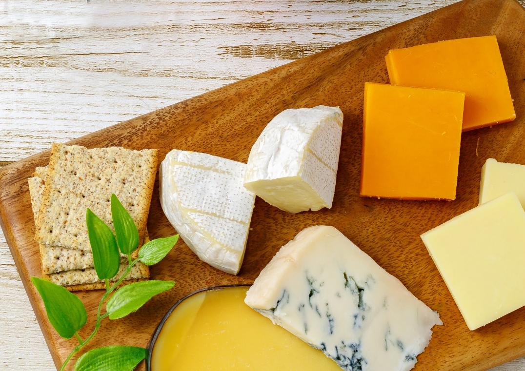 様々なチーズ