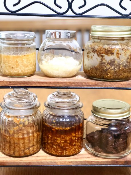 手作り発酵調味料