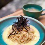 【レシピ:味噌】「辛子明太子パスタ」ポイントは隠し味に入れた味噌!美味しさをUPさせてくれる魔法の調味料☆