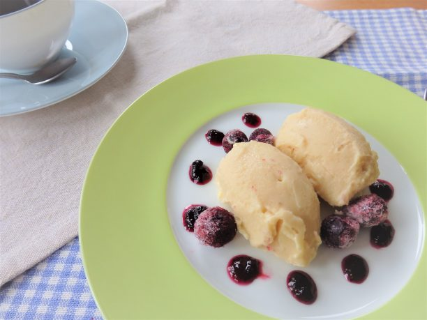 豆乳ヨーグルトアイス