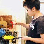 【レシピ:塩麹】「塩麹トウモロコシご飯」塩麹効果でご飯がふっくら‼️子供たちも大満足でモリモリ食べてくれました(o^^o)