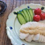 【レシピ:低温調理】「うま塩サラダチキン」ドレッシングひとつで簡単サラダチキン!!