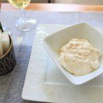 【レシピ:チーズ】「カッテージチーズ味噌ディップ」11月15日ボジョレヌーボー解禁!!ワインによくあうヘルシーおつまみ☆