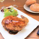 【レシピ:低温調理】「照り焼きチキン」低温調理で中まで味がしみ込んで、お肉もしっとりやわらか~!