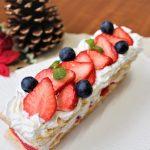 【レシピ:ヨーグルト】「ケーキ特集①:苺のミルフィーユ」パリパリのパイシートと苺の酸味、ヨーグルト入りクリームで後味さっぱり!