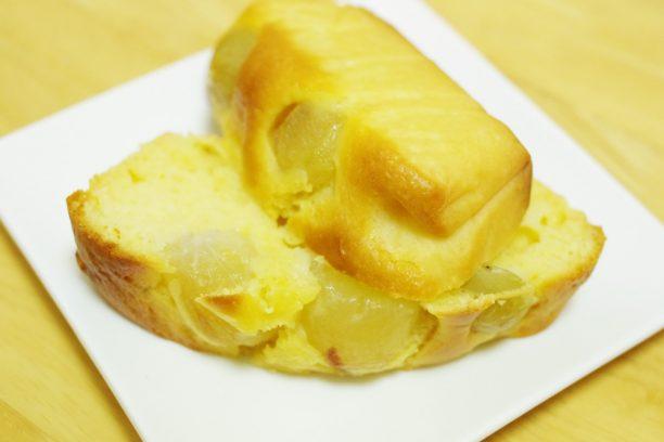 アーモンドケーキ完成