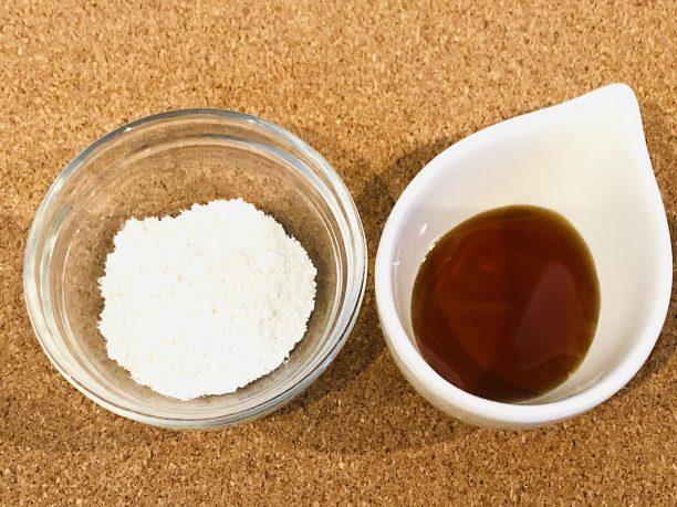 醤油麹の材料