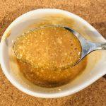 【レシピ:醤油麹】「粉麹」を使った「醤油麹」編 ☆できた醤油麹で豚バラブロックを漬け込んでみました(^_-)