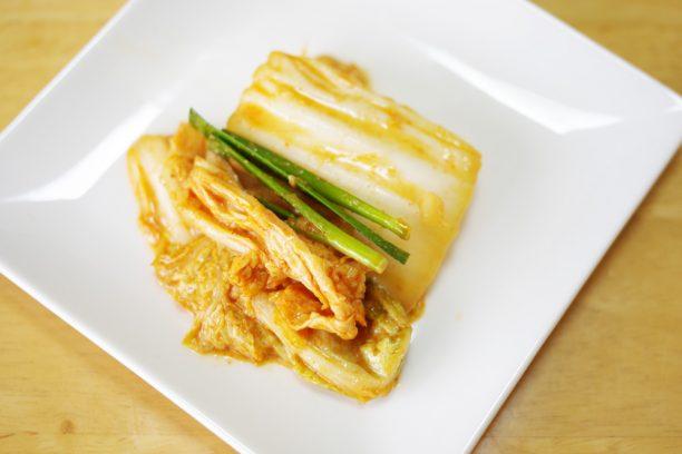 白菜ヨーグルトキムチの完成