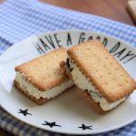 【レシピ:チーズ】クリームチーズのフローズンサンド