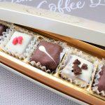 【レシピ】「ボンボンショコラ」見た目も味も本格的なチョコレートに挑戦!!