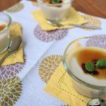 【レシピ:甘酒】「甘酒のブランマンジェ」ぷるぷる食感の冷たいスイーツ♡アーモンドと甘酒の風味が口に広がります(≧▽≦)