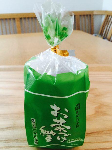 高丸食品「お茶づけ納豆」