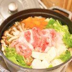 【レシピ:甘酒・ヨーグルト味噌】「甘酒鍋 ヨーグルト味噌ダレ」今年のトレンド『発酵鍋』昆布のお出汁が広がる優しい味のお鍋です☆