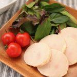【低温調理】「鶏ハム」パサつきがちな鶏むね肉が、低温調理でしっとりやわらか~(((o(*゚▽゚*)o)))